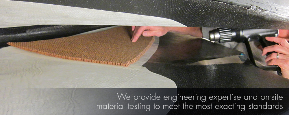 Latest materials and equipment for the best composite parts